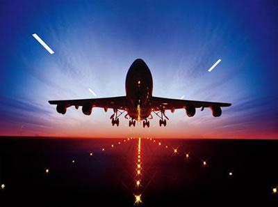 为什么飞机要迎风起飞,迎风降落?飞机逆