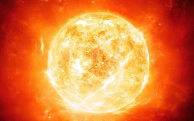 太阳为什么会发光发热?