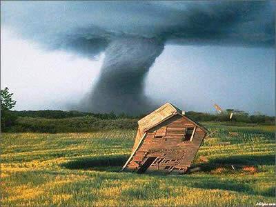 为什么会产生龙卷风?龙卷风的形成