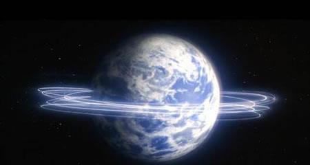 地球为什么会自转?如果停止自转会怎样