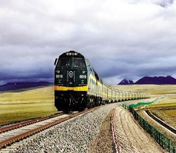 为什么火车要在轨道上行驶?