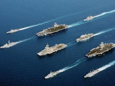 """为什么航空母舰被称为""""海上霸王""""?"""