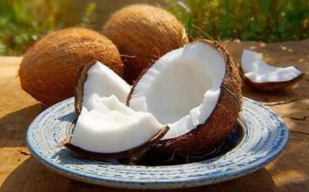 为什么椰子上的毛捋不顺?