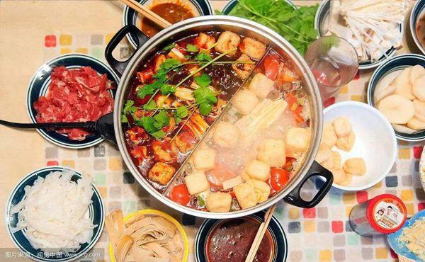 中国的火锅