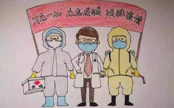 精選武漢肺炎疫情初中作文1200字,關于新型冠狀病毒肺炎的作文
