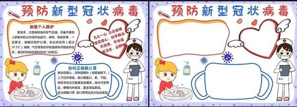 关于新型冠状病毒肺炎防护的博客彩内容6