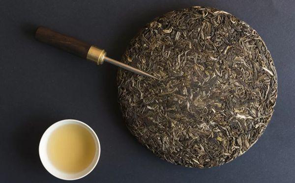 为什么普洱茶叫七子饼图片